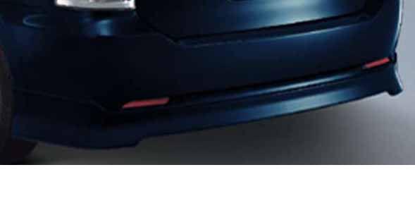 『ウィッシュ』 純正 ANE11 ANE10 リヤバンパースポイラー ※廃止カラーは弊社で塗装 パーツ トヨタ純正部品 リアスポイラー リヤスポイラー エアロパーツ wish オプション アクセサリー 用品