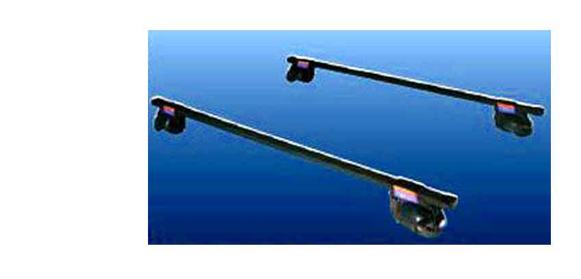 『ジムニーシエラ』 純正 JB43W ベースキャリア(TERZO) パーツ スズキ純正部品 キャリアベース ルーフキャリア jimny オプション アクセサリー 用品
