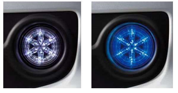 『ピクシスエポック』 純正 GBPF LEDイルミネーション パーツ トヨタ純正部品 pixis オプション アクセサリー 用品