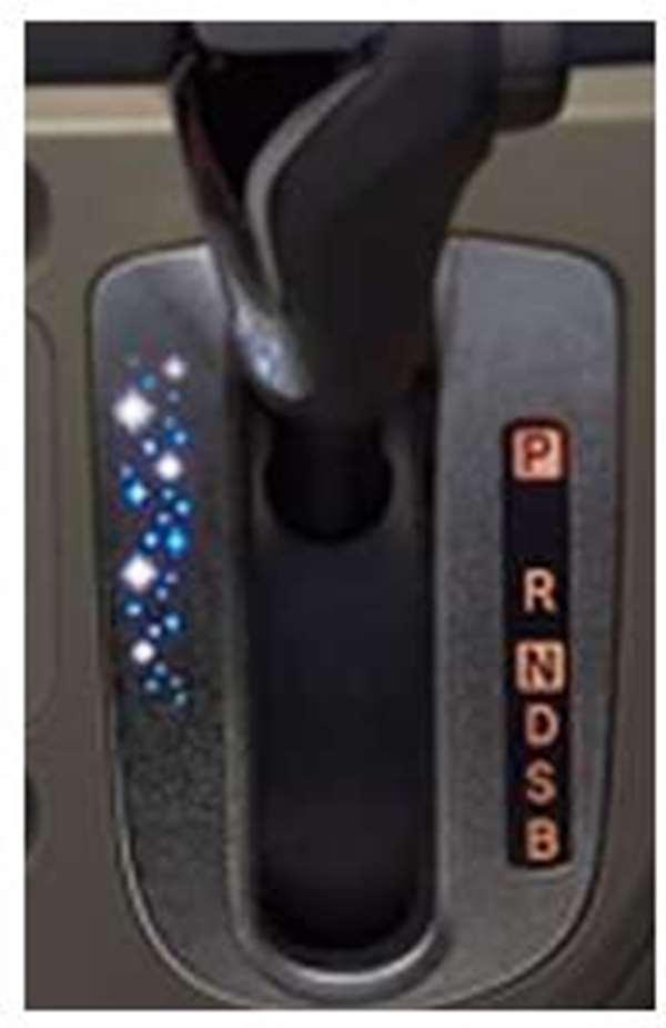 『ピクシスエポック』 純正 GBPF シフトゲートイルミネーション パーツ トヨタ純正部品 pixis オプション アクセサリー 用品