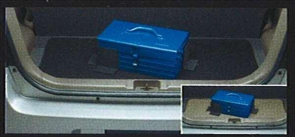 『シボレーMW』 純正 ME34 ラゲッジマット(パーテーション付) パーツ スズキ純正部品 ラゲージマット 荷室マット 滑り止め Chevroletmw オプション アクセサリー 用品