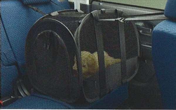 『シボレーMW』 純正 ME34 ペットキャリア パーツ スズキ純正部品 ゲージ バスケット ペットキャリー Chevroletmw オプション アクセサリー 用品