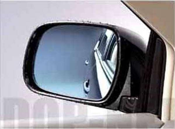 『ハリアー』 純正 GSU30 GSU36 ACU31 ACU35 アウターミラーレインクリアリングブルーミラー パーツ トヨタ純正部品 青色 ドアミラー 雨粒 harrier オプション アクセサリー 用品