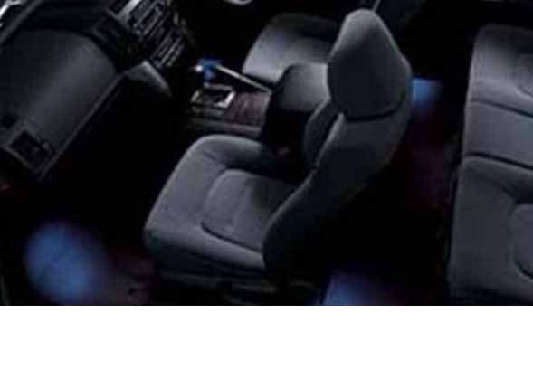 『ランドクルーザー』 純正 UZJ200 インテリアイルミネーション パーツ トヨタ純正部品 照明 明かり ライト landcruiser オプション アクセサリー 用品