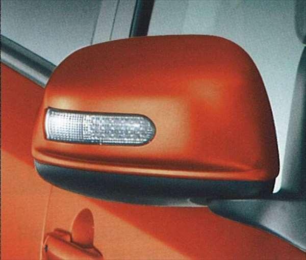 『SX4』 純正 YA11 YB11 ドアミラーカバー(サイドマーカーランプ付) パーツ スズキ純正部品 サイドミラーカバー カスタム オプション アクセサリー 用品