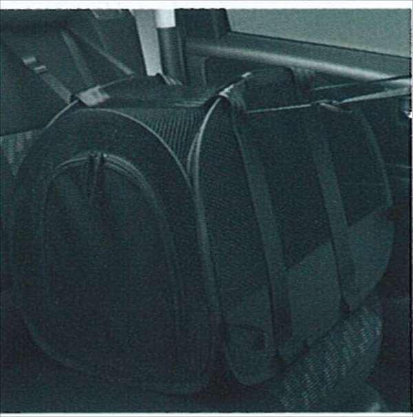 『SX4』 純正 YA11 YB11 ペットキャリア パーツ スズキ純正部品 ゲージ バスケット ペットキャリー オプション アクセサリー 用品