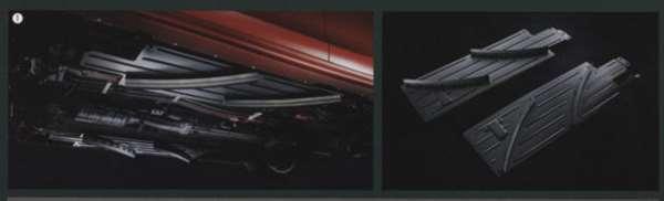 lanx001 『ランサーエボリューションX』 純正 CZ4A フロアエアガイド パーツ 三菱純正部品 LANCER オプション アクセサリー 用品