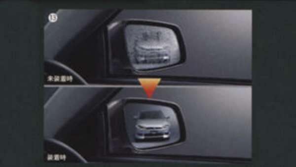 『ランサーエボリューションX』 純正 CZ4A 親水鏡面ドアミラー パーツ 三菱純正部品 LANCER オプション アクセサリー 用品