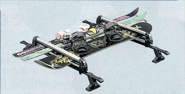 『エブリイ』 純正 DA64W スキー&スノーボードアタッチメント パーツ スズキ純正部品 キャリア別売り every オプション アクセサリー 用品