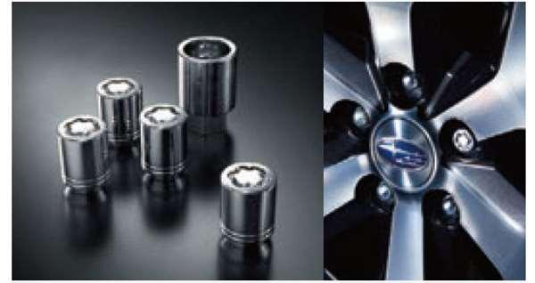 『フォレスター』 純正 SK9 SKE ホイールロックセット パーツ スバル純正部品 オプション アクセサリー 用品