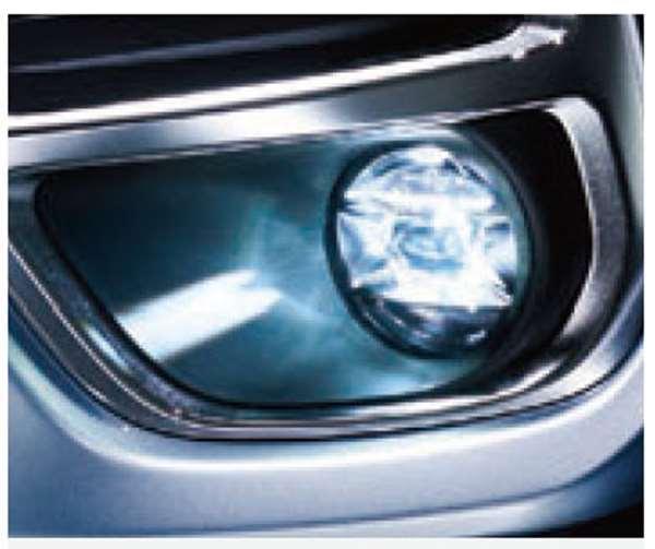 『フォレスター』 純正 SK9 SKE LEDフォグランプ(クリア) パーツ スバル純正部品 フォグライト 補助灯 霧灯 オプション アクセサリー 用品