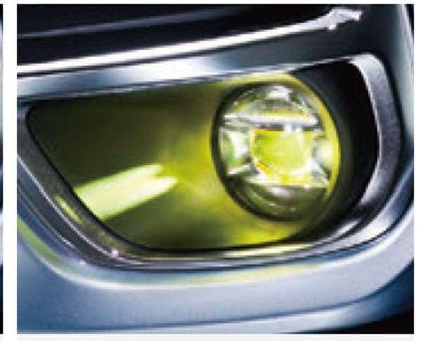 『フォレスター』 純正 SK9 SKE LEDフォグランプ(イエロー) パーツ スバル純正部品 フォグライト 補助灯 霧灯 オプション アクセサリー 用品