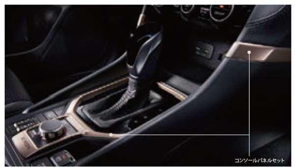 『フォレスター』 純正 SK9 SKE コンソールパネルセット パーツ スバル純正部品 オプション アクセサリー 用品
