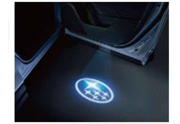 『フォレスター』 純正 SK9 SKE ウェルカムライト パーツ スバル純正部品 オプション アクセサリー 用品