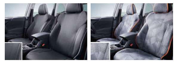 『フォレスター』 純正 SK9 SKE オールウェザーシートカバー フロント2席分 パーツ スバル純正部品 座席カバー 汚れ シート保護 オプション アクセサリー 用品