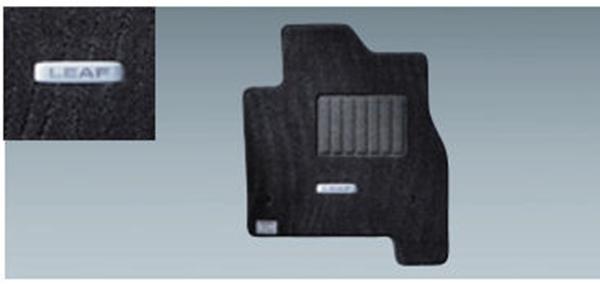 【送料無料】  『リーフ』 純正 ZE1 フロアカーペット パーツ 日産純正部品 オプション アクセサリー 用品