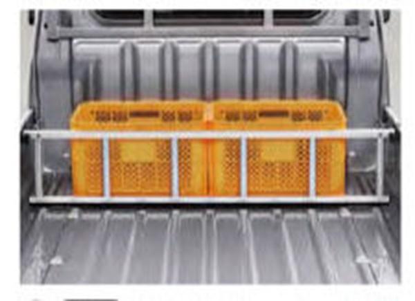 『ハイゼットトラック』 純正 S500P S510P 荷台セパレーター パーツ ダイハツ純正部品 オプション アクセサリー 用品