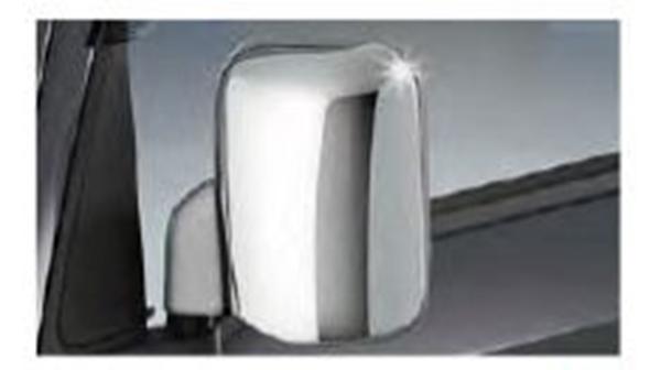 『ハイゼットトラック』 純正 S500P S510P メッキドアミラーカバー パーツ ダイハツ純正部品 サイドミラーカバー カスタム オプション アクセサリー 用品
