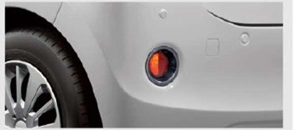 『ブーン』 純正 M700S M710S リヤリフレクターガーニッシュ(STYLE用) パーツ ダイハツ純正部品 オプション アクセサリー 用品