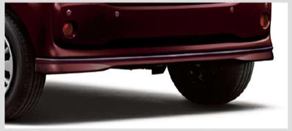 『ブーン』 純正 M700S M710S リヤロアスカート パーツ ダイハツ純正部品 オプション アクセサリー 用品