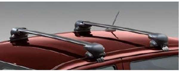 『ブーン』 純正 M700S M710S エアロベースキャリア パーツ ダイハツ純正部品 キャリアベース ルーフキャリア オプション アクセサリー 用品