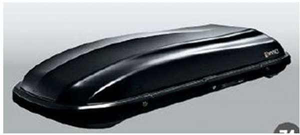 『ブーン』 純正 M700S M710S ルーフボックス パーツ ダイハツ純正部品 オプション アクセサリー 用品