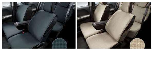 『ブーン』 純正 M700S M710S 簡単脱着&洗えるシートクロス パーツ ダイハツ純正部品 シートエプロン シートカバー オプション アクセサリー 用品