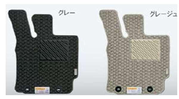 『ブーン』 純正 M700S M710S カーペットマット パーツ ダイハツ純正部品 オプション アクセサリー 用品