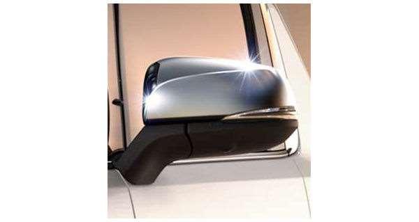 『アルファード』 純正 AYH30W GGH30W GGH35W AGH30W AGH35W メッキドアミラーカバー パーツ トヨタ純正部品 サイドミラーカバー カスタム オプション アクセサリー 用品