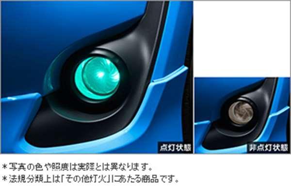 『シエンタ』 純正 NSP170G NCP175G NHP170G LEDアクセントイルミネーション パーツ トヨタ純正部品 sienta オプション アクセサリー 用品