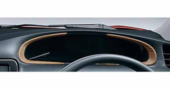 『シエンタ』 純正 NSP170G NCP175G NHP170G インテリアパネル ウッド調メーターフード パーツ トヨタ純正部品 内装パネル sienta オプション アクセサリー 用品