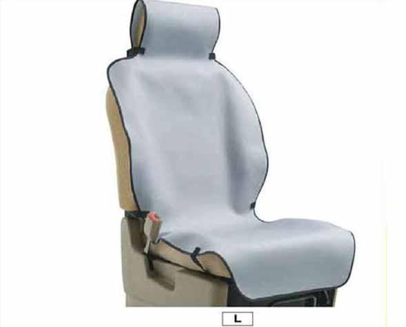 『パレット』 純正 MK21S 防水シートカバー 運転席用 フロントシート1脚分 パーツ スズキ純正部品 座席カバー 汚れ シート保護 palette オプション アクセサリー 用品