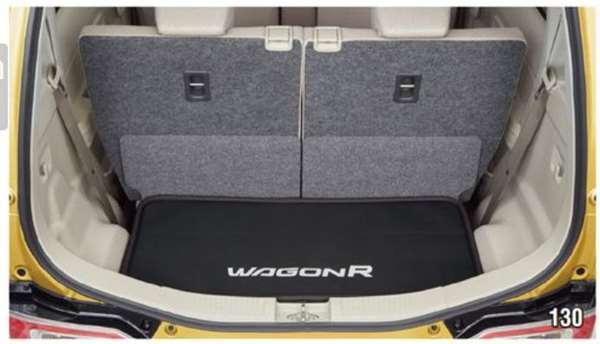 『ワゴンR』 純正 MH55S MH35S ラゲッジマット(ソフトトレー) パーツ スズキ純正部品 ラゲージマット 荷室マット 滑り止め オプション アクセサリー 用品