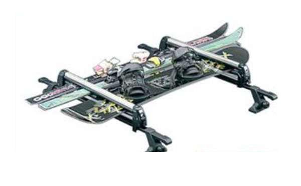 『ワゴンR』 純正 MH55S MH35S スキー&スノーボードアタッチメント パーツ スズキ純正部品 キャリア別売りキャリア別売り オプション アクセサリー 用品