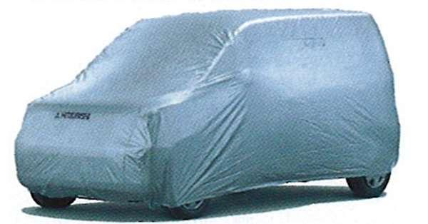 『ekアクティブ』 純正 H81W ボディカバー パーツ 三菱純正部品 オプション アクセサリー 用品