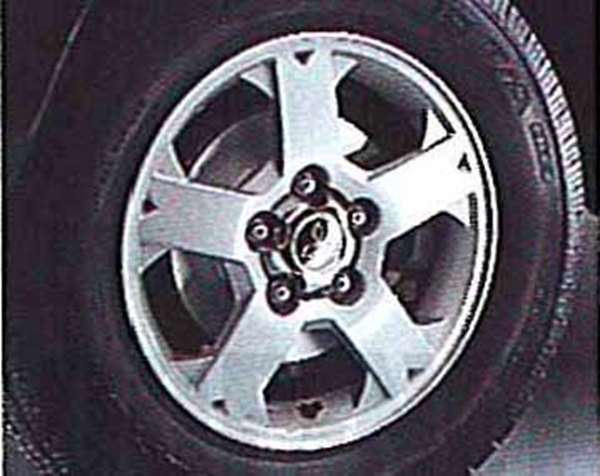 『パジェロミニ』 純正 H58A アルミホイール 1本のみ パーツ 三菱純正部品 安心の純正品 PAJERO オプション アクセサリー 用品