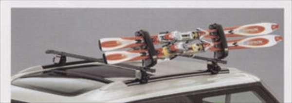 『レガシィ』 純正 BE5 BE9 BEE BH5 BH9 BHC BHE スキーアタッチメント(サイド積・高さ3段階調節式 パーツ スバル純正部品 キャリア別売り legacy オプション アクセサリー 用品