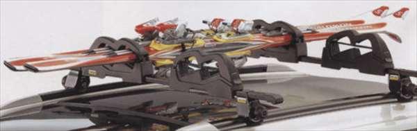 『レガシィ』 純正 BE5 BE9 BEE BH5 BH9 BHC BHE スキーアタッチメント(スタンダードタイプ・2セット入り) パーツ スバル純正部品 キャリア別売り legacy オプション アクセサリー 用品