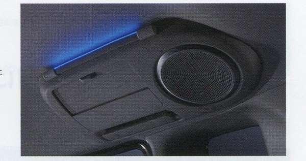 『NBOX+』 純正 JF1 ルーフコンソールイルミネーション パーツ ホンダ純正部品 照明 明かり ライト オプション アクセサリー 用品