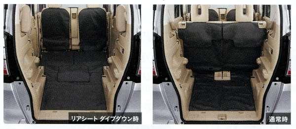 『NBOX+』 純正 JF1 カーゴライナー パーツ ホンダ純正部品 オプション アクセサリー 用品