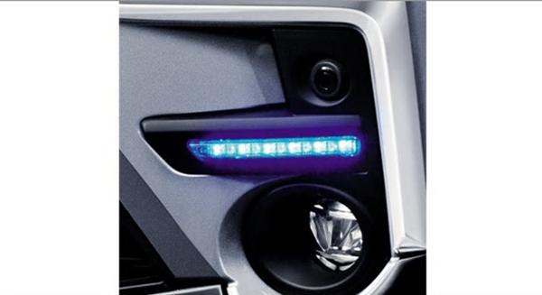 『ライズ』 純正 A200A A210A LEDスタイリッシュビーム パーツ トヨタ純正部品 照明 明かり ライト オプション アクセサリー 用品