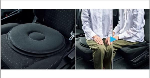 『ライズ』 純正 A200A A210A 回転クッション パーツ トヨタ純正部品 オプション アクセサリー 用品