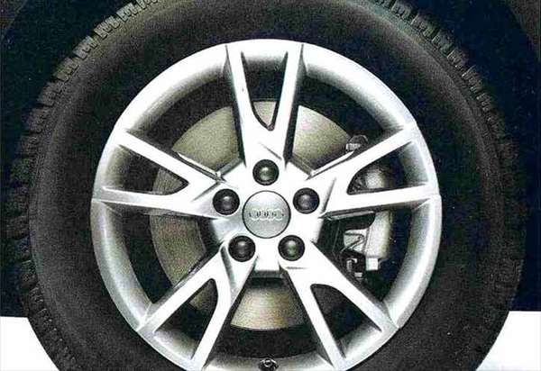 Winter Tires For Sale >> Q3 Part 5 Spoke Semi Y Design Alloy Wheels 6 5 J X 17 Winter Tires For Sale Audi Genuine Parts 8 From 1 Ucpsf 8ucczf Optional Accessories