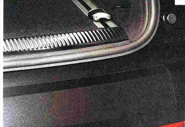 Q3 パーツ リヤバンパー保護フィルム アウディ純正部品 8UCPSF 8UCCZF オプション アクセサリー 用品 純正