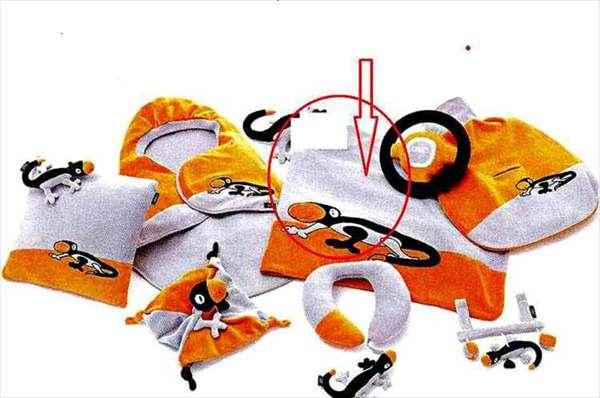 Q3 パーツ AudiKidsWorld/コンフォートブランケット※○印部分のみ アウディ純正部品 8UCPSF 8UCCZF オプション アクセサリー 用品 純正
