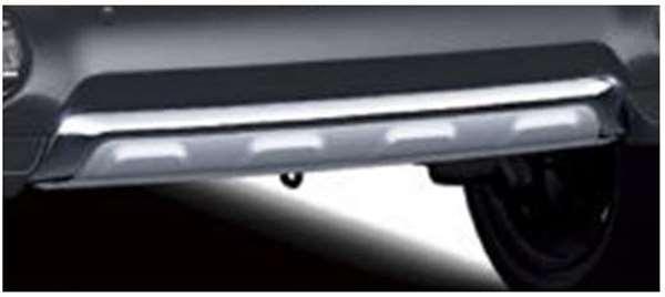 『キャスト』 純正 LA250S LA260S メッキ リヤガーニッシュ パーツ ダイハツ純正部品 メッキ cast オプション アクセサリー 用品