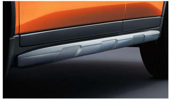 『エクストレイル』 純正 T32 NT32 HT32 HNT32 サイドスタイリングガード パーツ 日産純正部品 オプション アクセサリー 用品