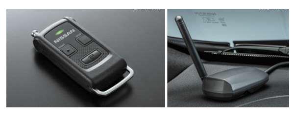 『エクストレイル』 純正 T32 NT32 HT32 HNT32 カーアラーム 日産オリジナルナビゲーション(MM517D-L、MM317D-W)無車用 パーツ 日産純正部品 オプション アクセサリー 用品
