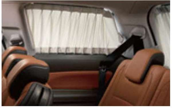 『エクシーガ クロスオーバー7』 純正 YAM プライバシーカーテン パーツ スバル純正部品 exiga オプション アクセサリー 用品