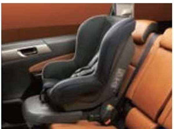 【エクシーガ クロスオーバー7】純正 YAM ISO FIX チャイルドシート パーツ スバル純正部品 exiga オプション アクセサリー 用品